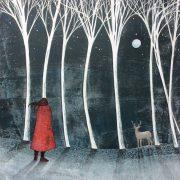 Stillness in the woods